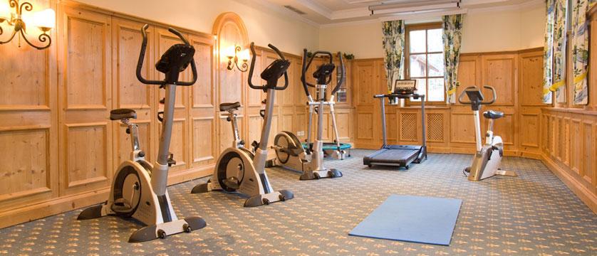 Landhotel Schützenhof, Fuschl, Salzkammergut, Austria - Gym.jpg
